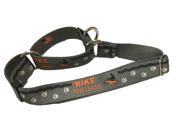 Bike Tow Leash Martingale Collar