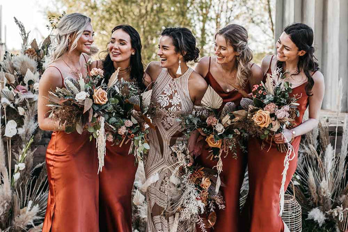The Most Elegant Bridesmaid Dress Styles