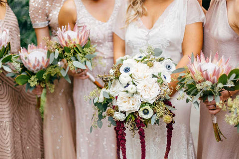 Wedding Themes for Every Season