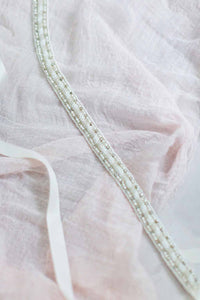 Laurel Bridal Sash