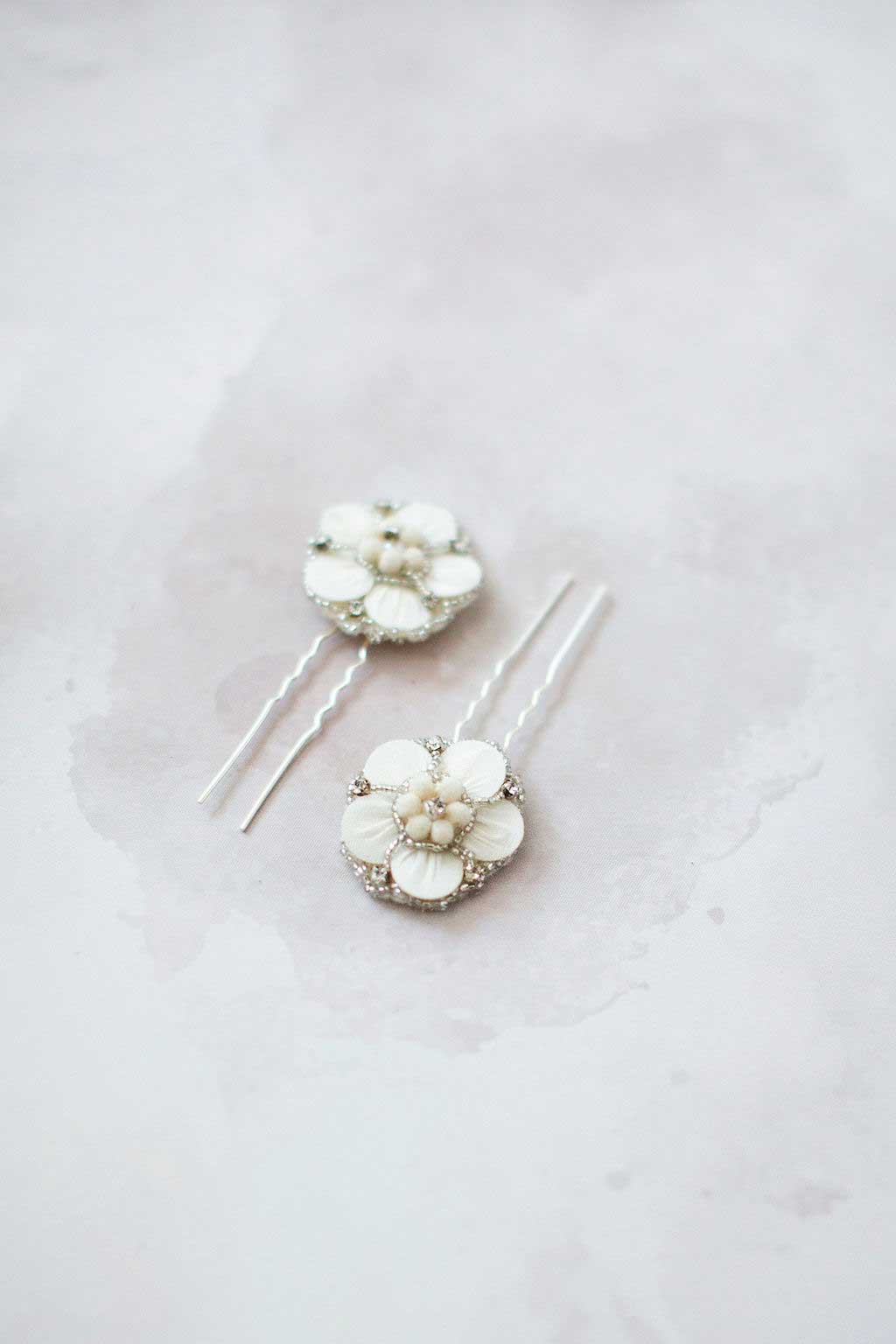 Cosmos Hair Pins