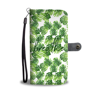 Breathe Phone Wallet