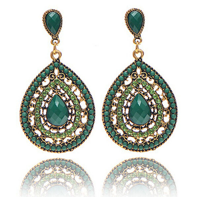 Bohemia Drop Earring