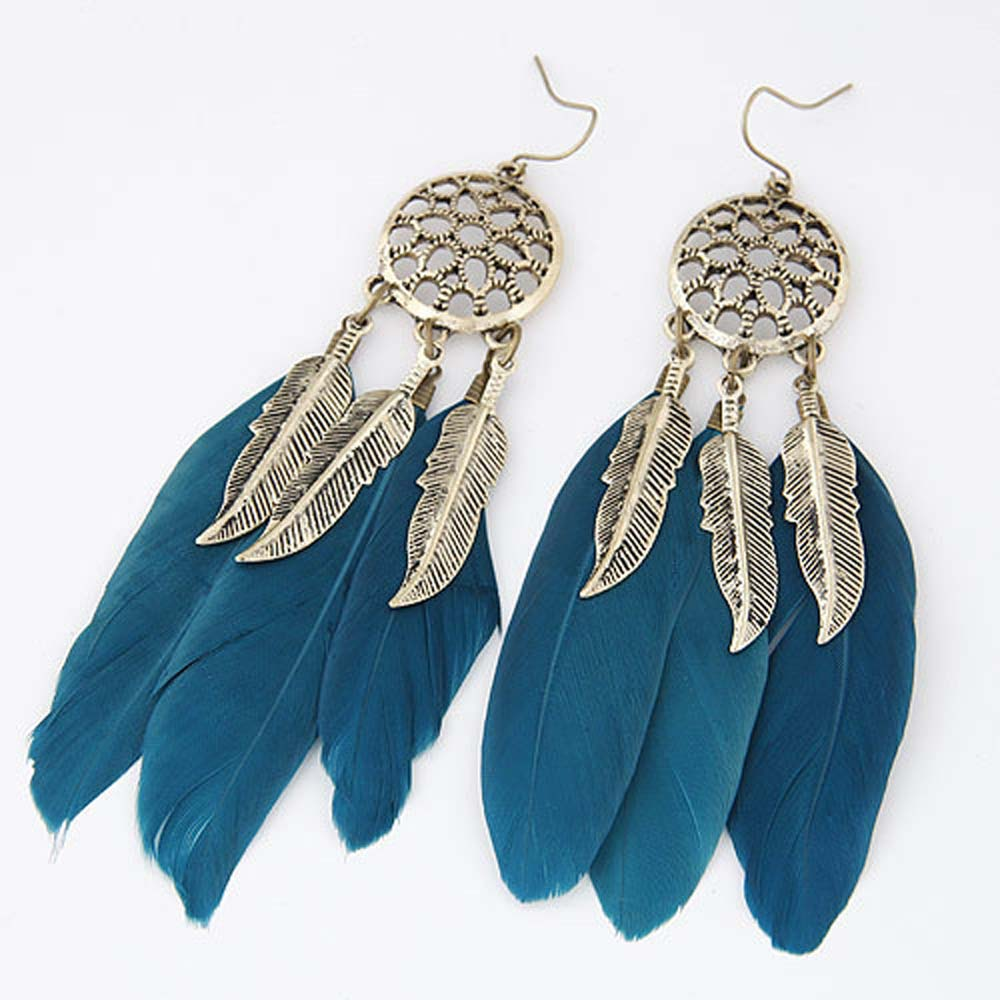 Vintage Dreamcatcher earring