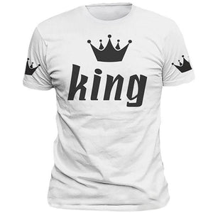 Shirt White King