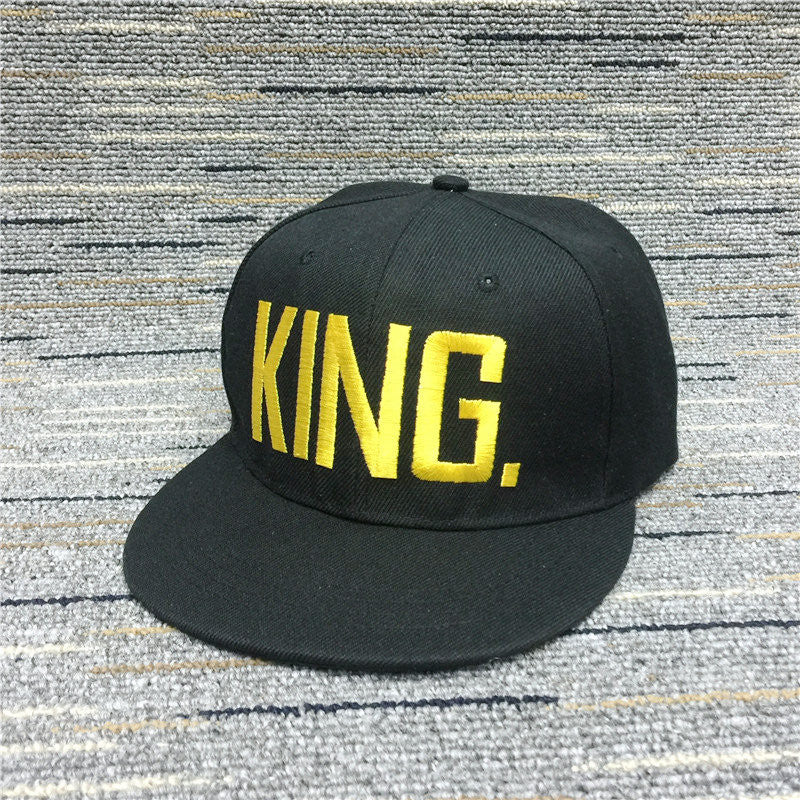 King Black/Gold Hat