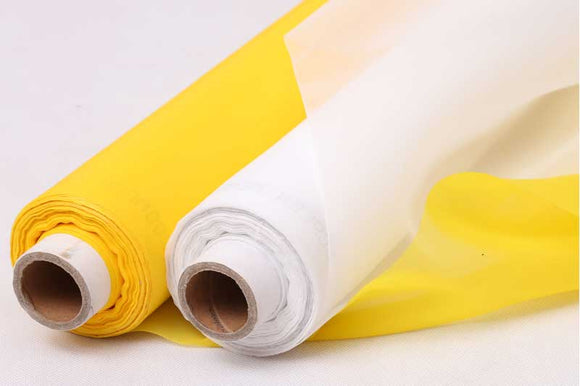 Screen Printing Mesh - Yellow (120T)