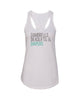 Dumbbells, Deadlifts & Diapers Women's Tank