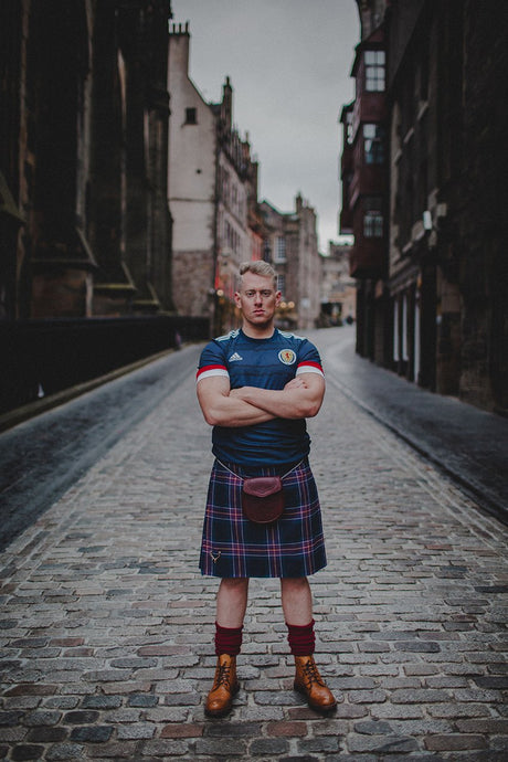 Editorial: A Look For The Tartan Army