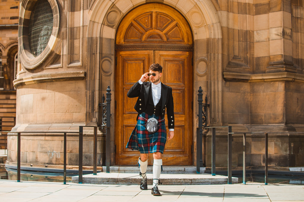 university of edinburgh kilt mcewan hall