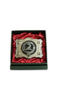 Belt Buckle (Clan Crest)