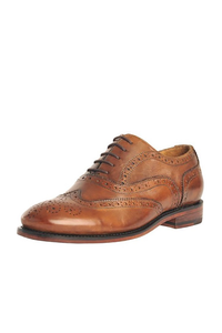 Thistle Brogue Brown