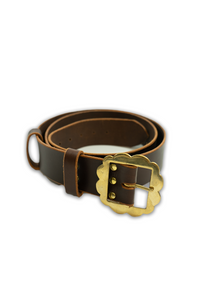 Belter Kilt Belt (Brown)