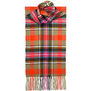 Bruce of Kinnaird Ancient Scarf