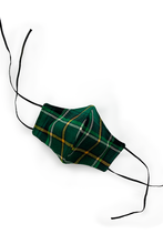 Load image into Gallery viewer, Celtic FC Official Tartan Facemask - Form Fitting