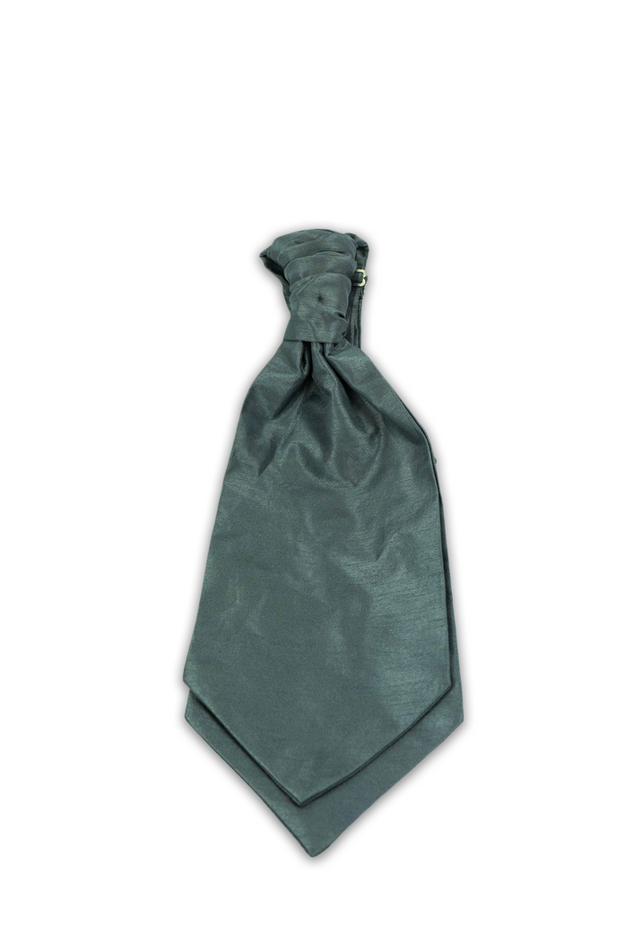 Wedding Grey Hire Cravat