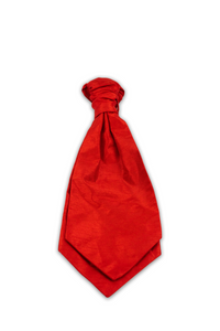 Red Hire Cravat