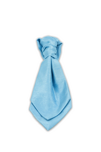 Powder Blue Hire Cravat