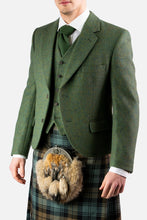 Load image into Gallery viewer, Lovat Tweed Jacket & Waistcoat