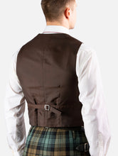 Load image into Gallery viewer, Peat Holyrood Jacket & Waistcoat