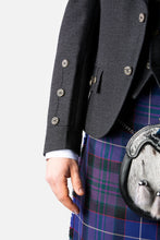 Load image into Gallery viewer, Charcoal Holyrood Jacket & Waistcoat