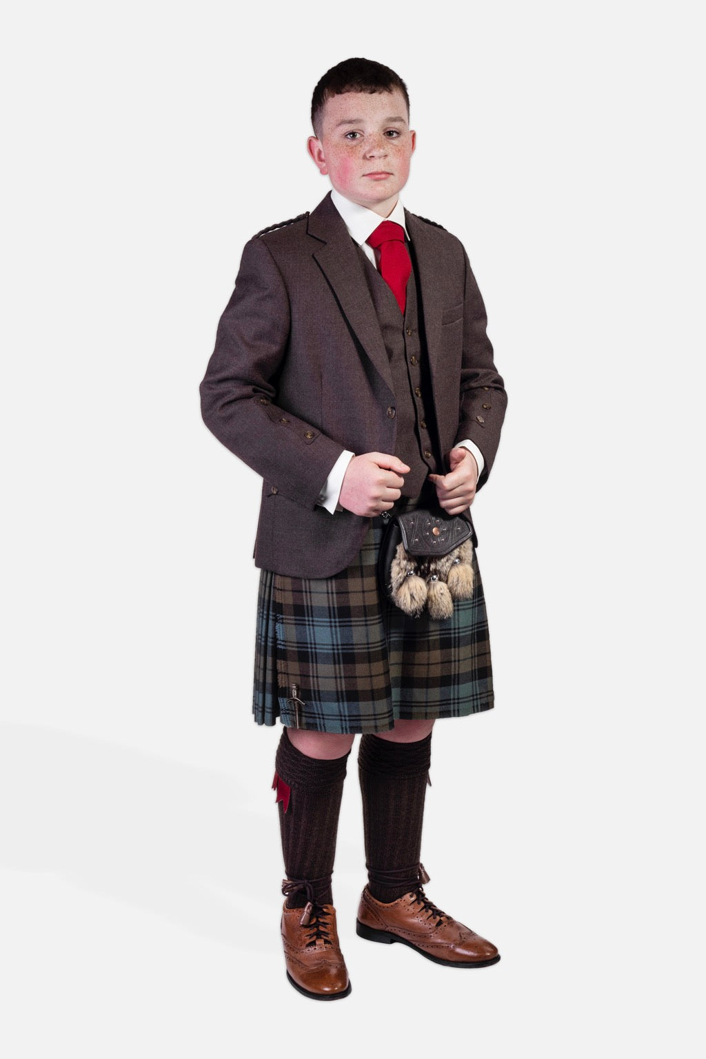 Children's Peat Holyrood Hire Outfit