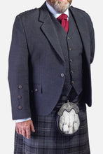 Load image into Gallery viewer, Charcoal Holyrood Hire Jacket & Waistcoat