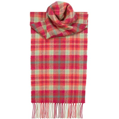 Highland Rose Scarf
