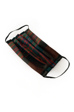 Load image into Gallery viewer, John Muir Way Tartan Facemask