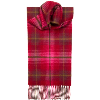 Lauriston Check Scarf