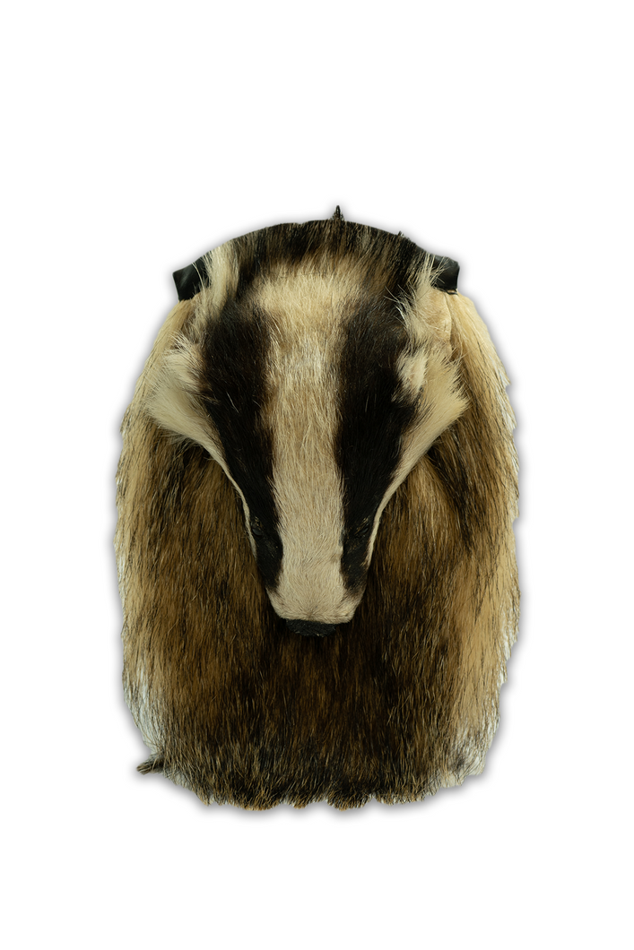 Badger Mask Sporran
