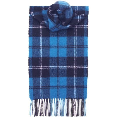 Ramsay Blue Ancient Scarf