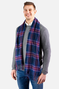 Scotland National Team Tartan Scarf
