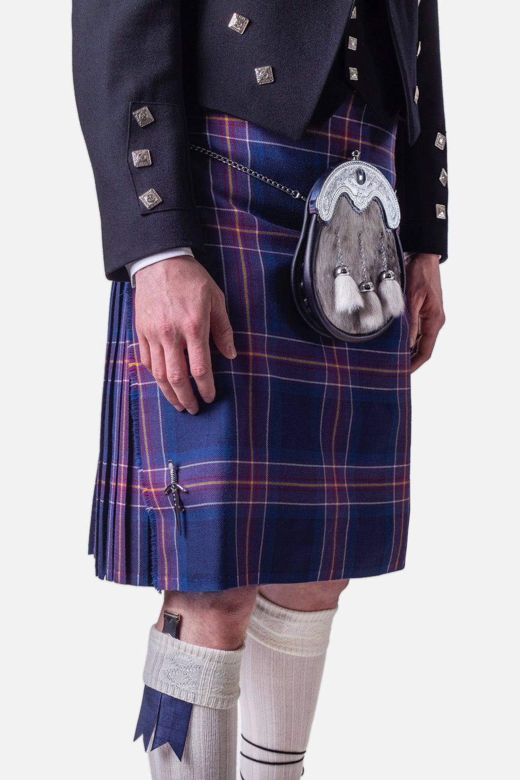 Scotland National Team Hire Kilt