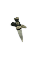 Load image into Gallery viewer, Sgian Dubh (Clan Crest)