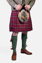 Load image into Gallery viewer, Red Nicolson Muted / Nicolson Tweed Hire Outfit