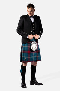 University of Edinburgh / Argyll Hire Outfit