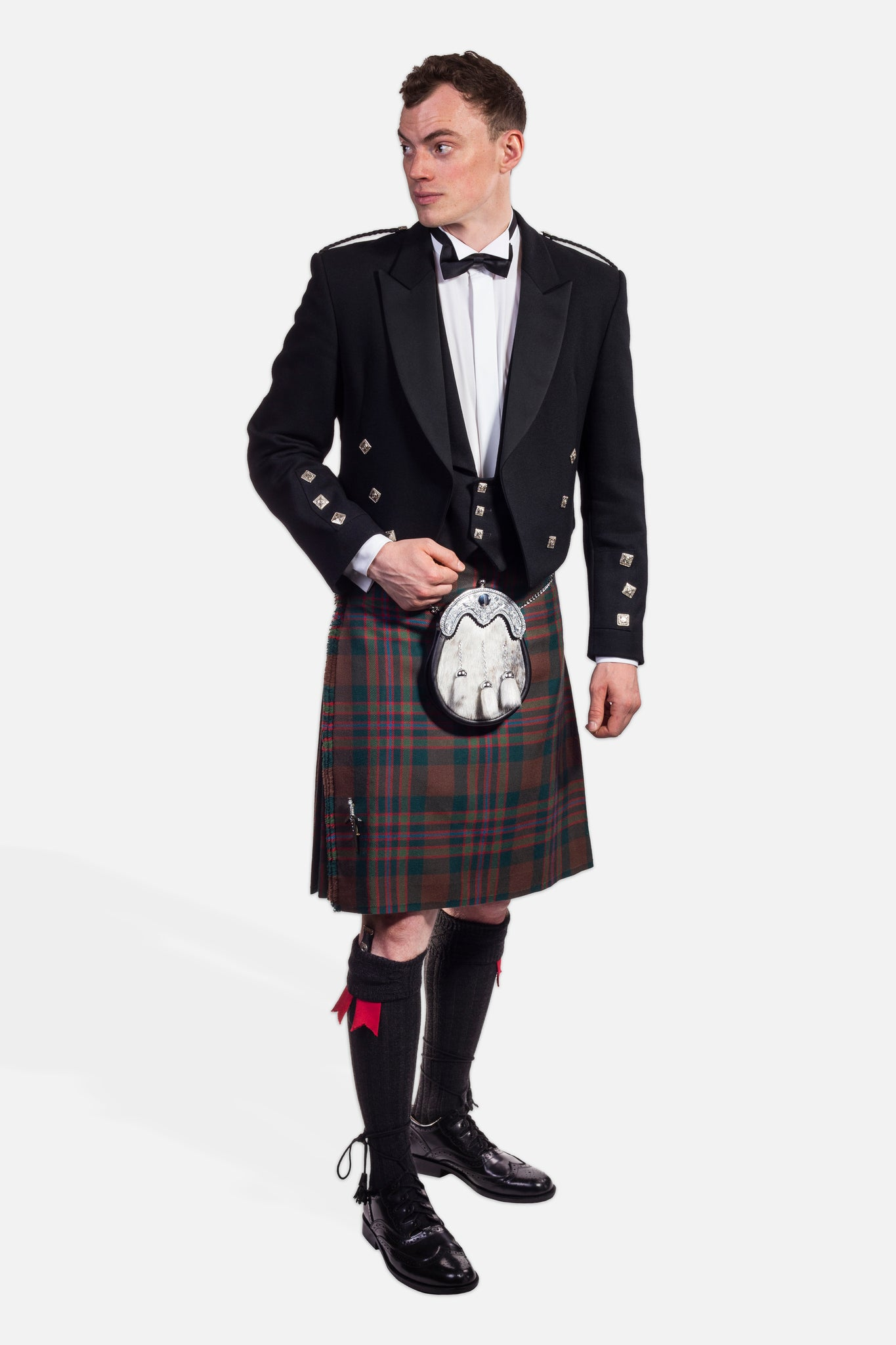 John Muir Way / Prince Charlie Hire Outfit