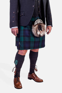 Black Watch / Charcoal Holyrood Hire Outfit