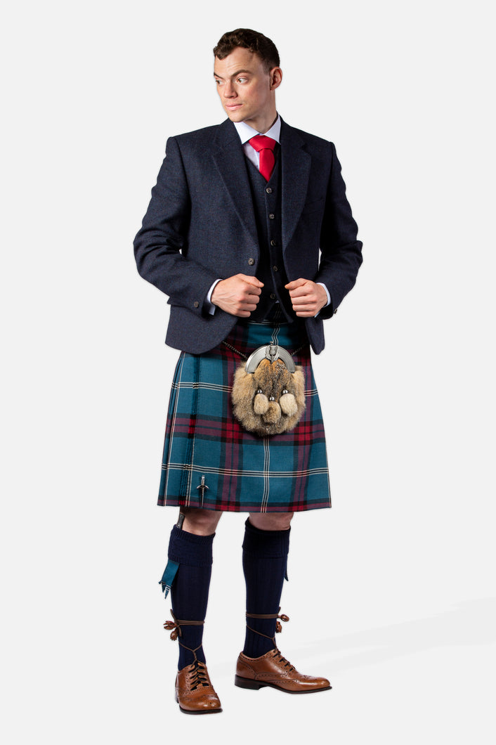 University of Edinburgh / Navy Tweed Hire Outfit