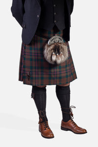 John Muir Way / Charcoal Holyrood Hire Outfit