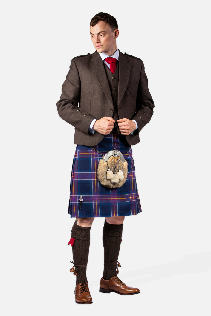Scotland National Team / Peat Holyrood Hire Outfit