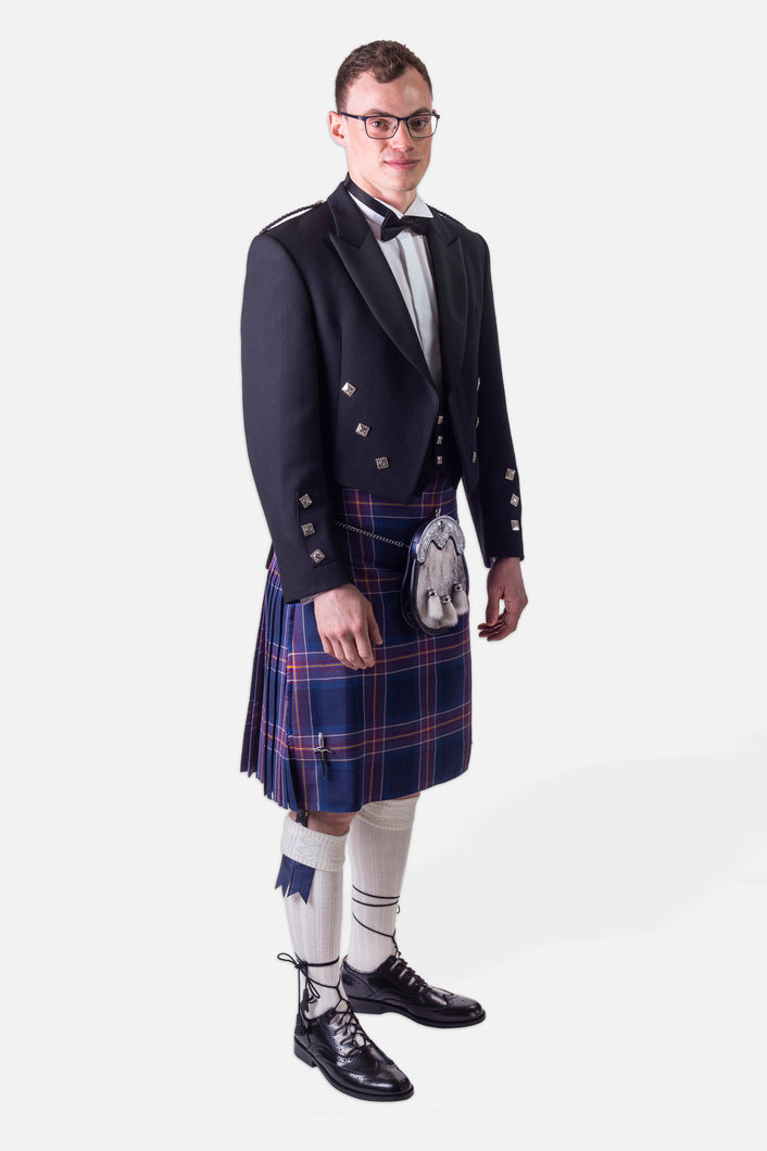 Scotland National Team / Prince Charlie Hire Outfit