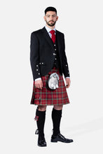 Load image into Gallery viewer, Red Nicolson Muted / Argyll Hire Outfit