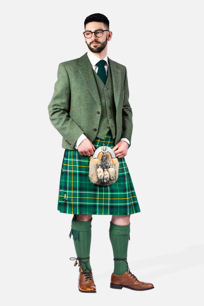 Celtic / Lovat Tweed Hire Outfit