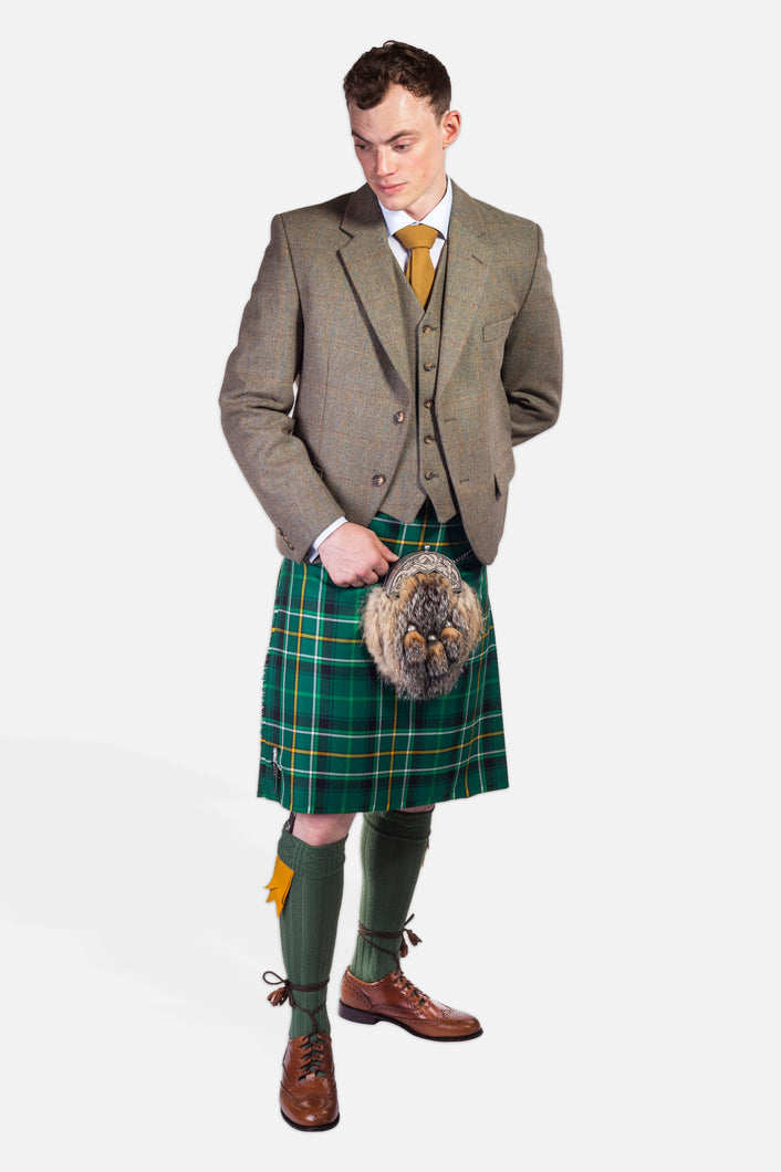 Celtic / Nicolson Tweed Hire Outfit