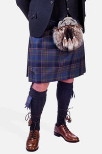 Highland Mist / Charcoal Holyrood Hire Outfit