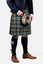 Load image into Gallery viewer, Black Watch Weathered / Navy Tweed Hire Outfit