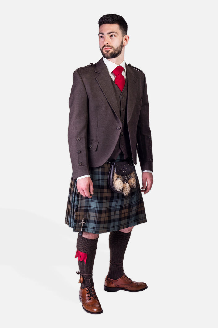 Black Watch Weathered / Peat Holyrood Hire Outfit