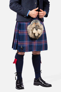 Scotland National Team / Navy Tweed Hire Outfit